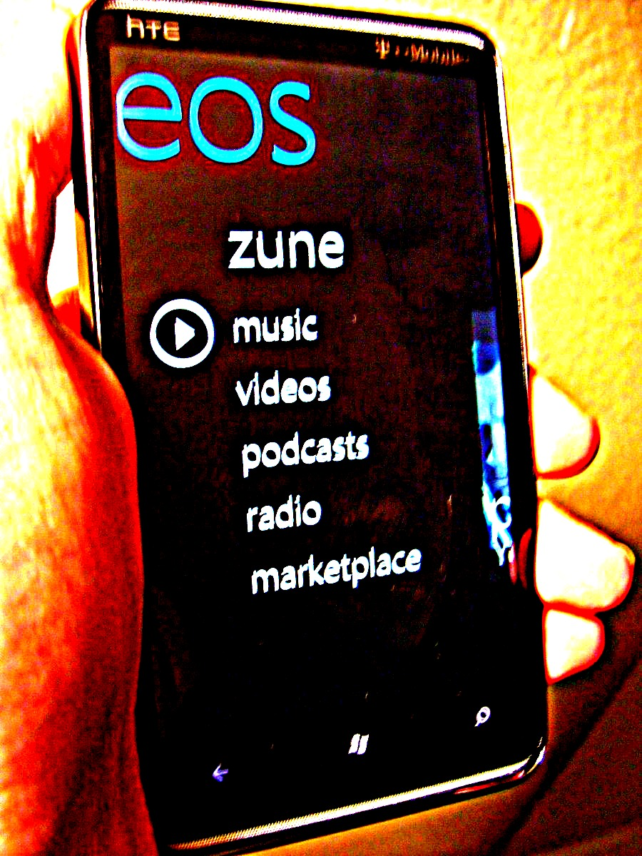 Two Weeks In With WP7 & Zune 28