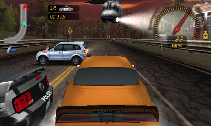 Need For Speed Racing Image
