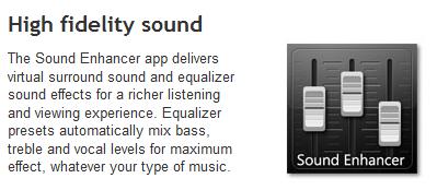 HTC Sound Enhancer App Review 1