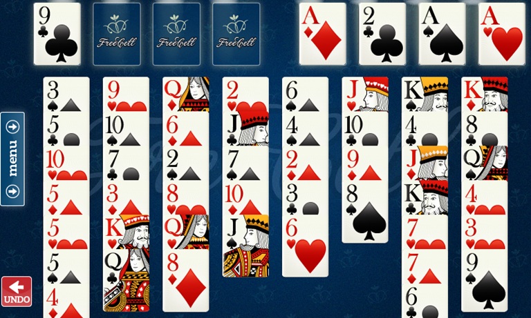 Game Review: FreeCell 25