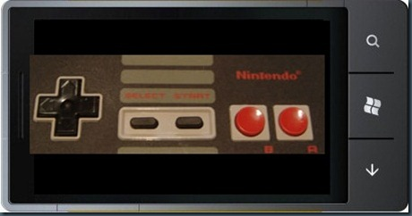 WP7-NES-emulator
