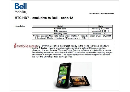 bell-htc-hd7-for-Bell
