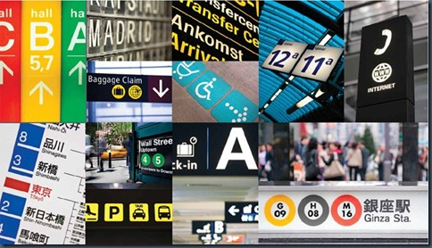 metro transportation graphics
