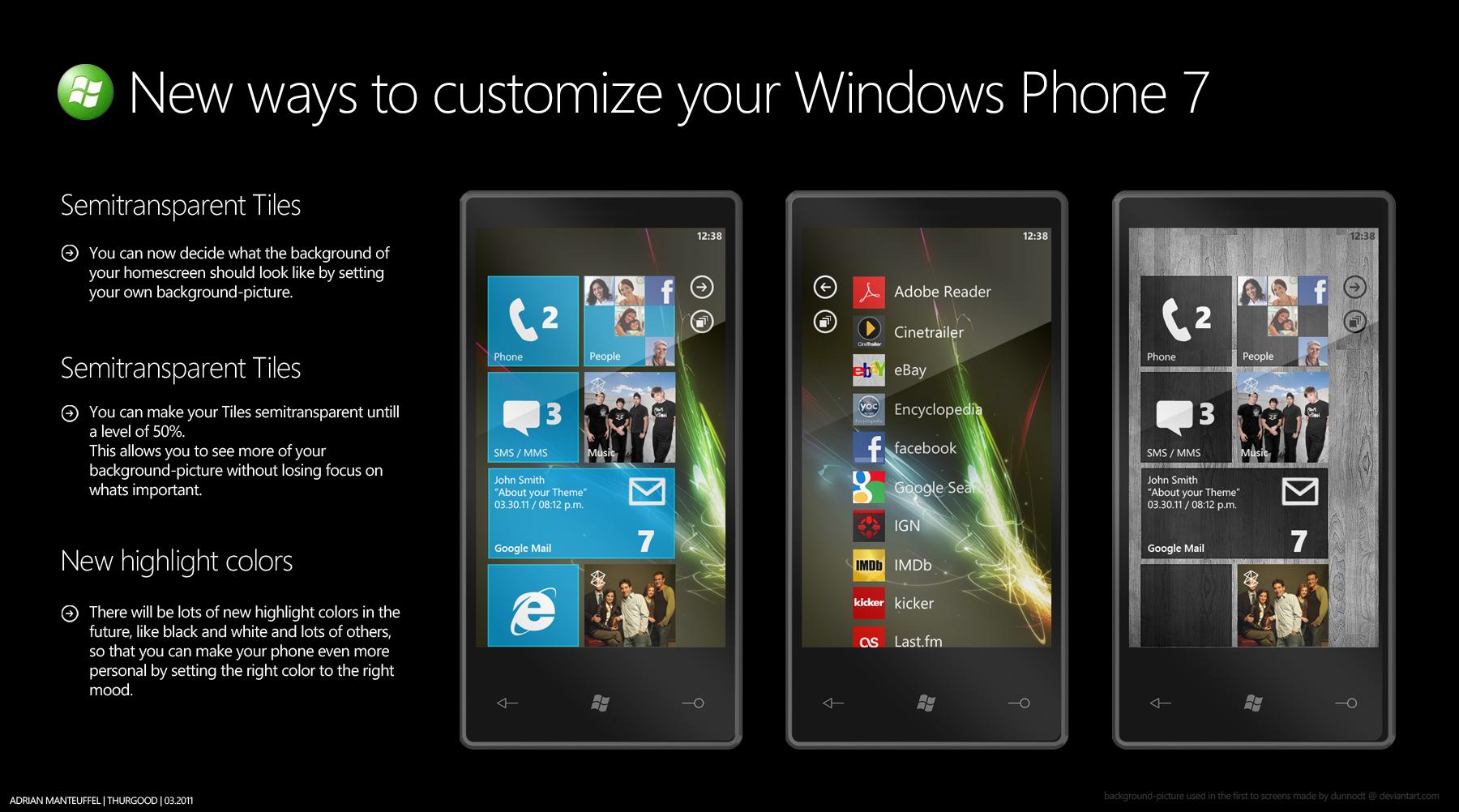 Windows phone forex 7
