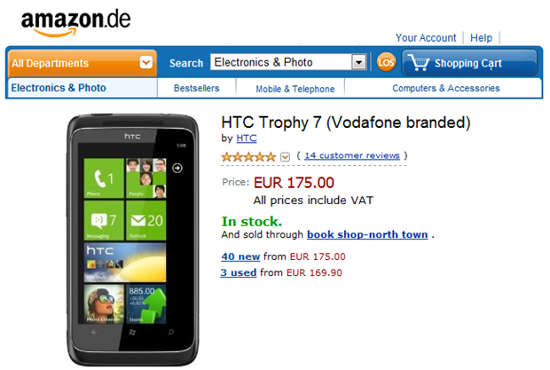 htc7trophycheapgermany