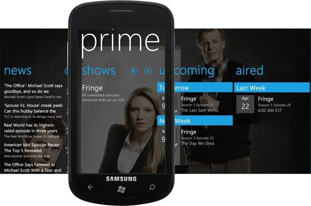 Prime TV: Ultimate Show Tracking Weapon for Windows Phone! 14