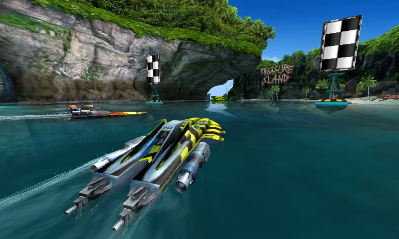 Game Review: Hydro Thunder GO - MSPoweruser
