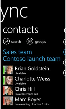 Windows Phone Enterprise Features Revealed At TechEd 2011 2