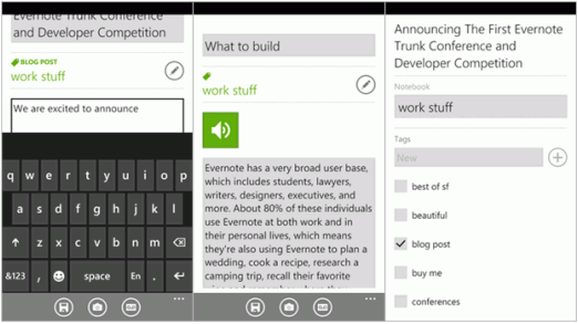 evernote for windows phone1