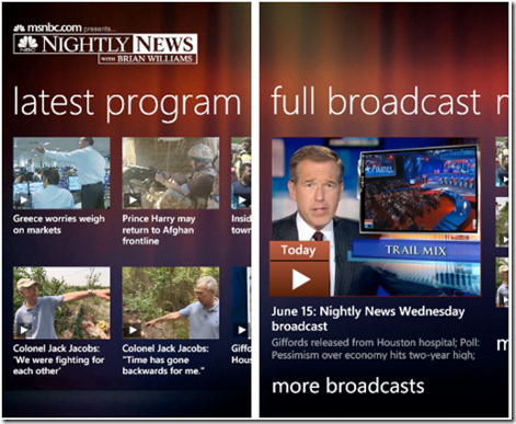 nbc nightly