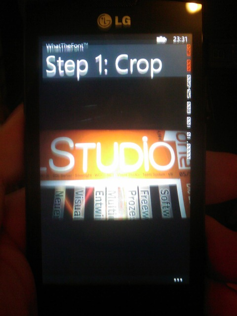 WhatTheFont coming to Windows Phone 7 9