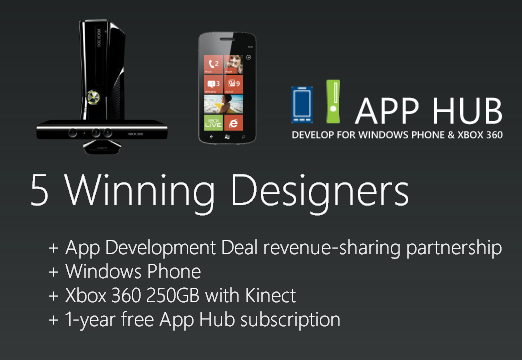 Windows Phone App Design Contest From Core77 And Microsoft