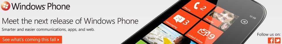 Windows Phone; waiting for a hero 5