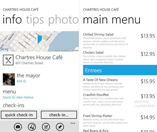 4th & Mayor v3.2 With Support For Restaurant Menus & QR Codes 1