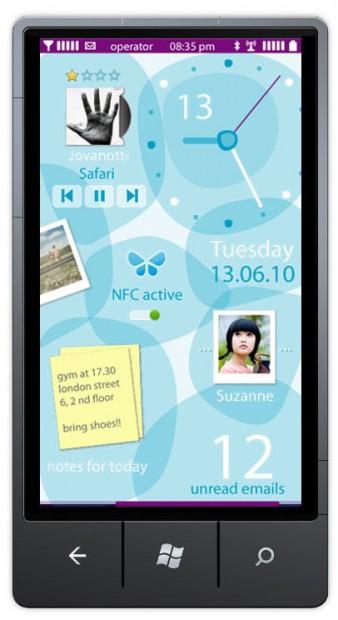 Nokia Graphic Designer's Windows Phone UI Concepts(Updated) 1