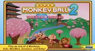 Super Monkeyball II: Sakura Edition