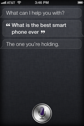 Apple fixes embarrassing Siri flaw, now denies the existence of other phones 17