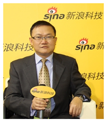 ZTE Executive Vice-President He Shiyou