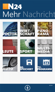 App-Review: N24 - MSPoweruser