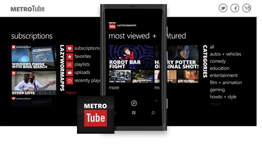 MetroTube passes 100,000 downloads, version 3.3 on the way 13