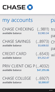 JP Morgan Chase banking app comes to Windows Phone - MSPoweruser