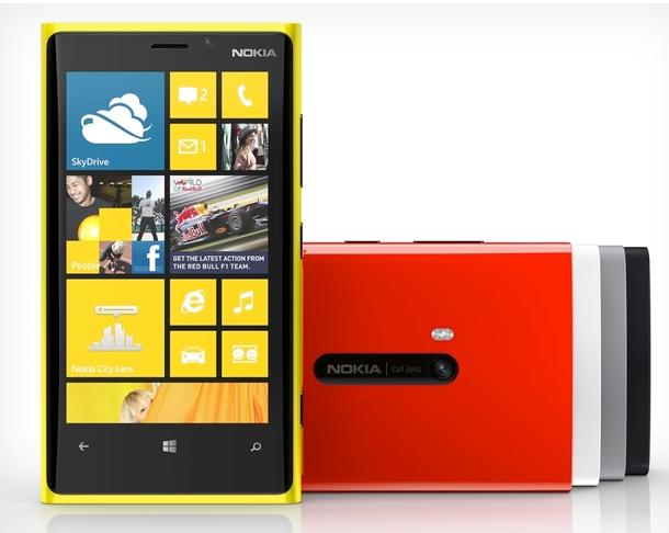 Nokia Lumia 920 coming to AT&T on October 21st! 1