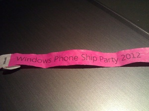 Well deserved party. #WP #windowsPhone