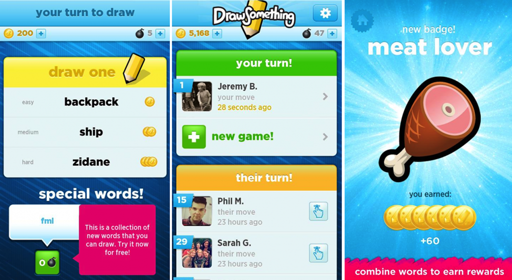 drawing game with friends Draw Something Finally Comes To Windows Phone Exclusive To