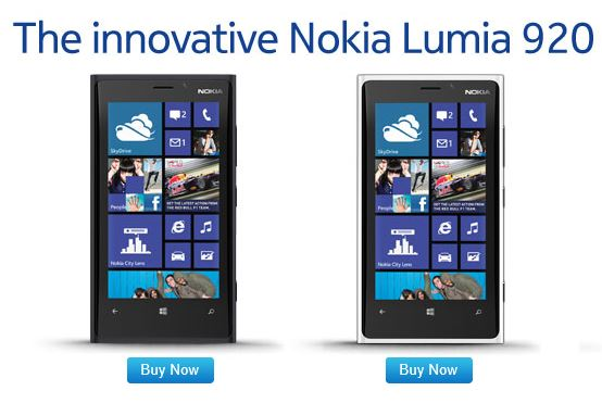 nokia lumia 920 white. the new nokia lumia 920 white