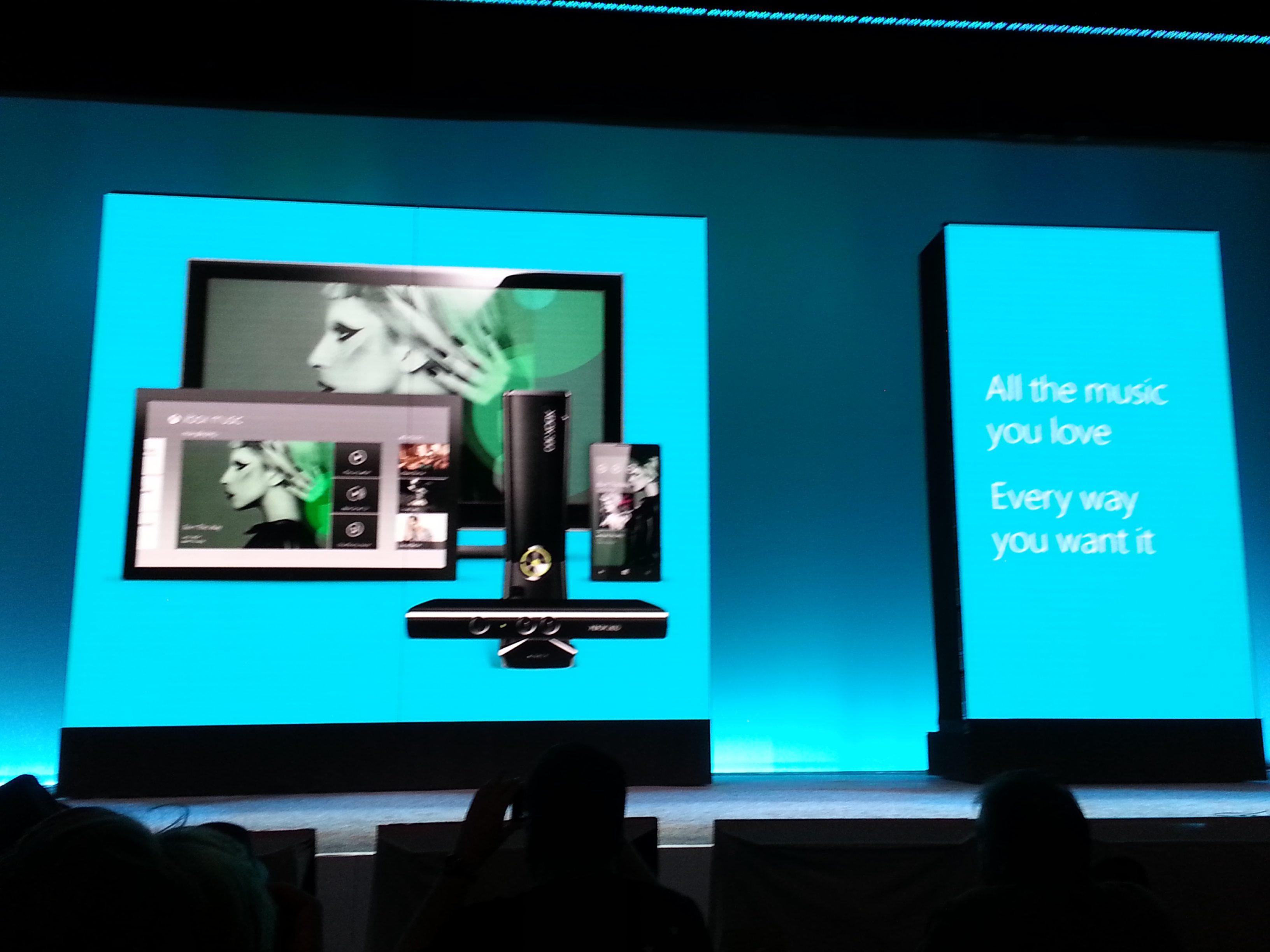 Xbox Music Windows Phone 1