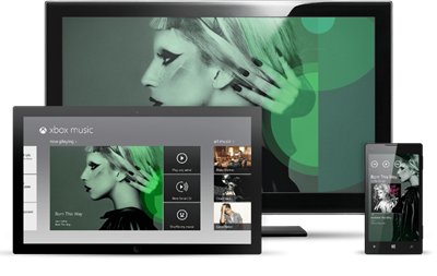 Xbox Music Windows