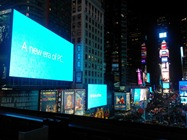 Windows 8 in Times Square NYC!!!