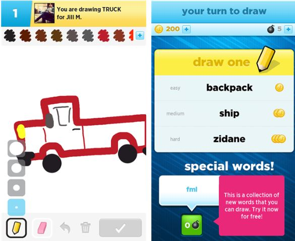Words With Friends & Draw Something Now In Windows Phone Store ...