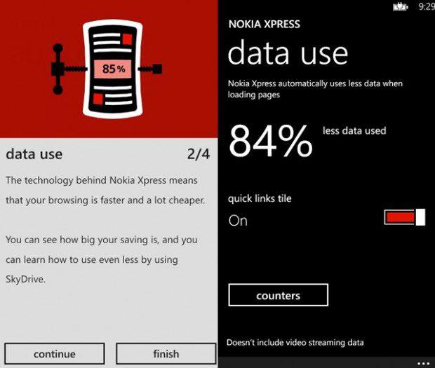 Nokia Xpress Browser Gets A Bug Fix Update In Windows Phone
