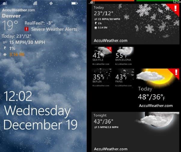 What If Microsoft Made Windows Phone 10 Look like This? | 505x602