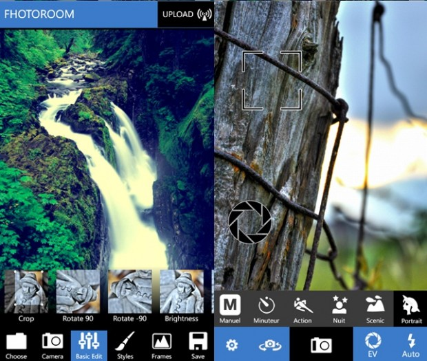 FhotoRoom Windows Phone