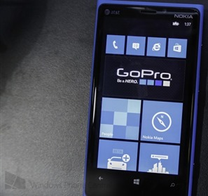 GoPro for Windows Phone 8