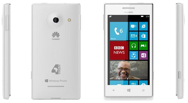 Huawei 4Afrika Microsoft Windows Phone