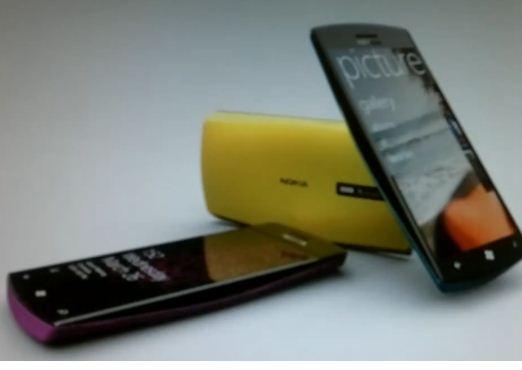 Nokia Design Patent1