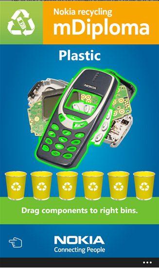 Nokia Recycler App