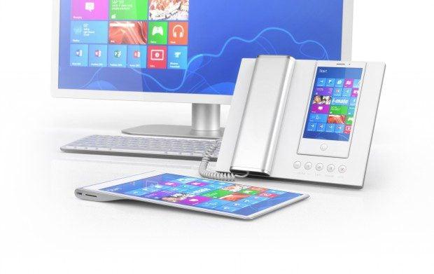 imate Windows 8 Phone docking station