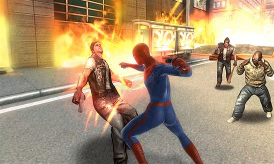 Amazing Spiderman Windows Phone