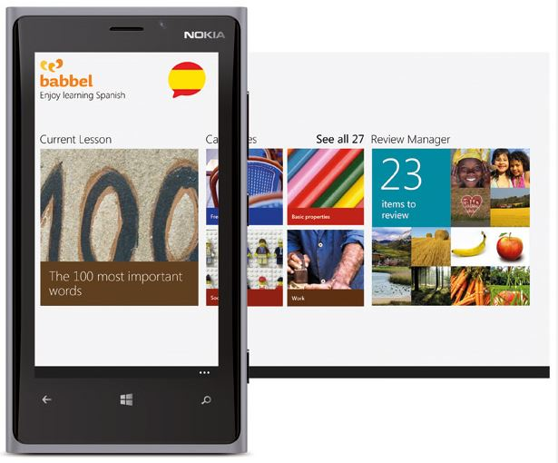 Babel Windows Phone Free Apps