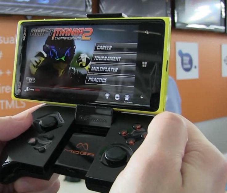 MOGA Game Controller SDK Coming To Windows Phone Platform ...