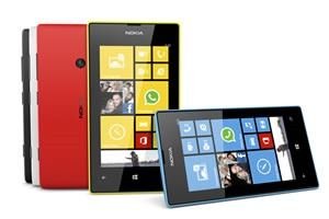 Nokia Lumia 520 makes clean sweep of Finnish carriers in July 1