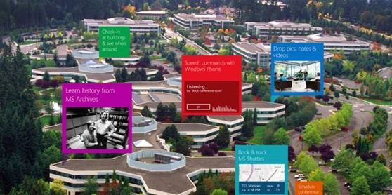 Microsoft Campus Experience App