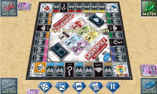 Monopoly Millionaire Windows phone