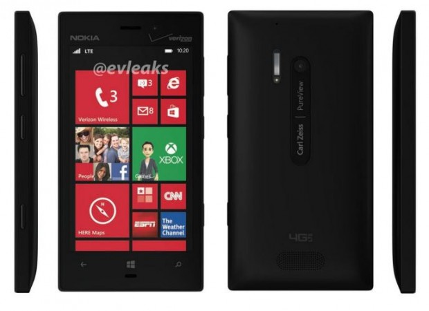 Nokia Lumia 928 Final Verizon