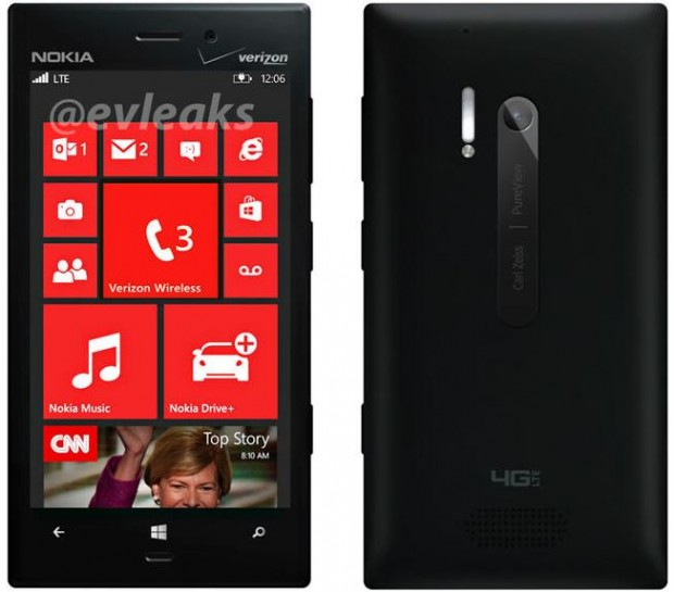 Nokia Lumia 928 Verizon Windows Phone 8