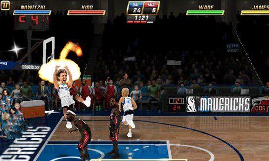 NBA Jam Lumia Windows Phone